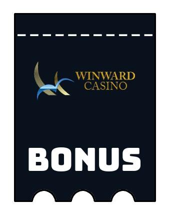 Latest bonus spins from Winward Casino