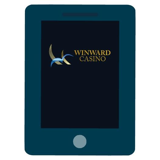 Winward Casino - Mobile friendly
