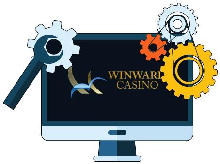 Winward Casino - Software