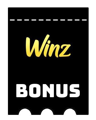 Latest bonus spins from Winz