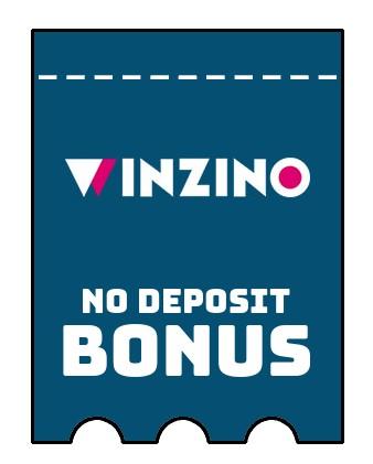Winzino Casino - no deposit bonus CR