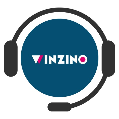 Winzino Casino - Support