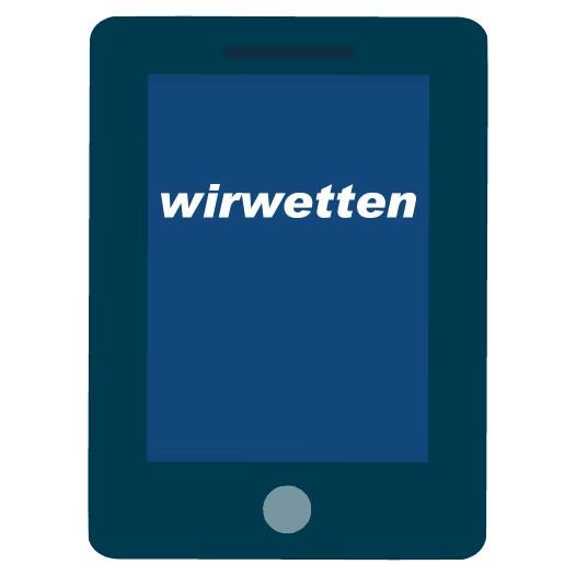 Wirwetten - Mobile friendly