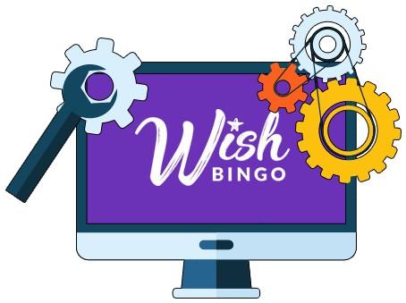 Wish Bingo - Software