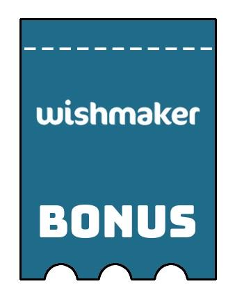 Latest bonus spins from Wishmaker Casino