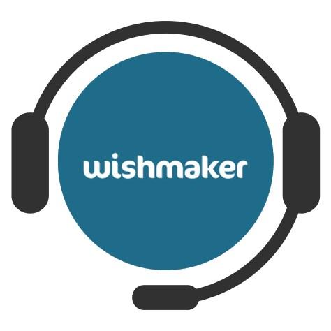 Wishmaker Casino - Support