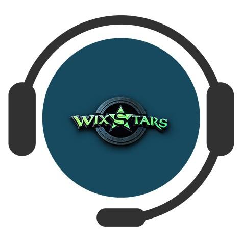 Wixstars Casino - Support