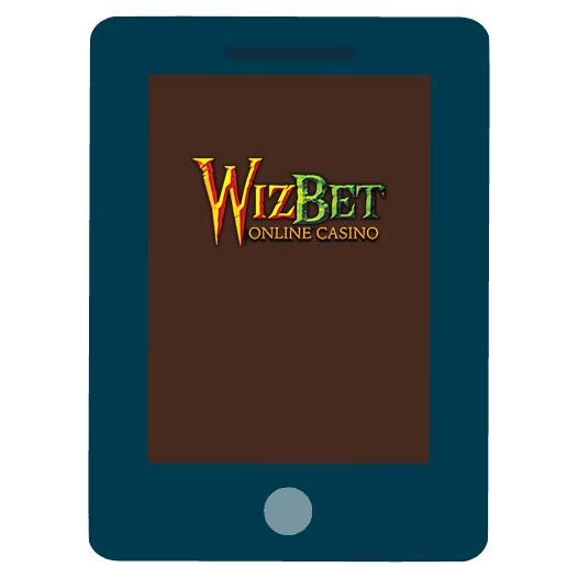 WizBet Casino - Mobile friendly
