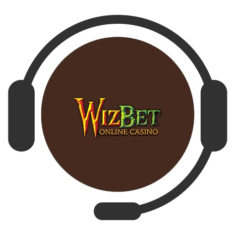 WizBet Casino - Support