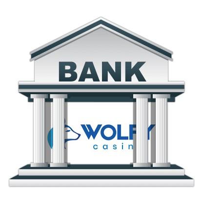 Wolfy Casino - Banking casino