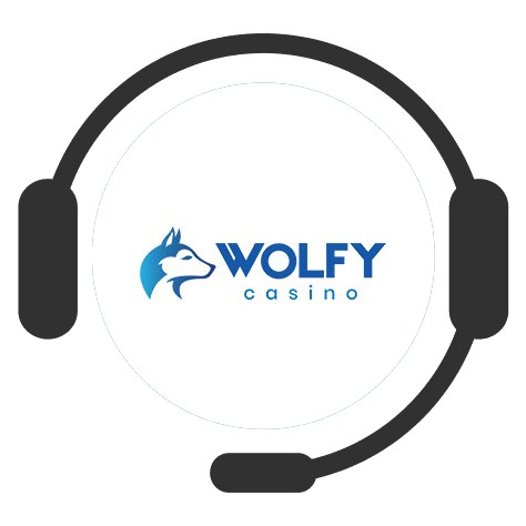 Wolfy Casino - Support