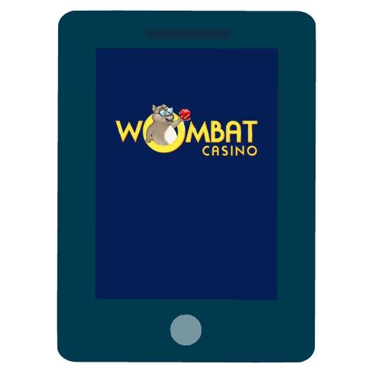 Wombat Casino - Mobile friendly
