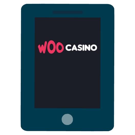 Woo Casino - Mobile friendly
