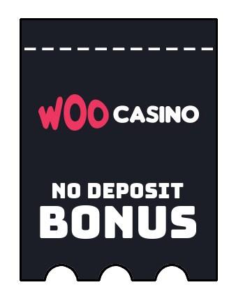 Woo Casino - no deposit bonus CR