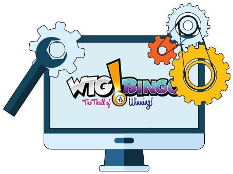WTG Bingo - Software