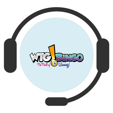 WTG Bingo - Support
