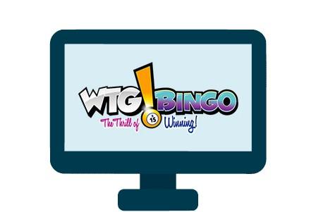 WTG Bingo - casino review