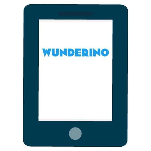 Wunderino Casino - Mobile friendly