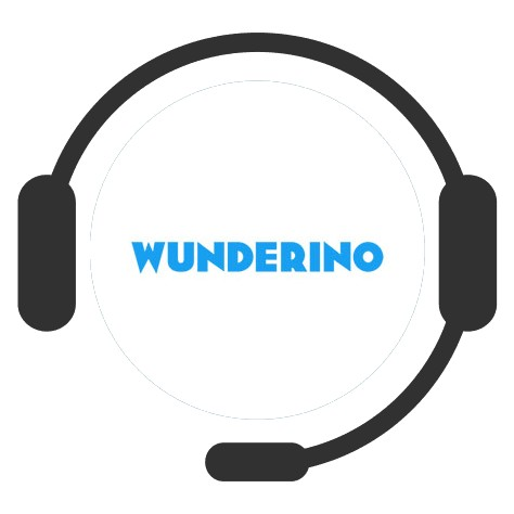 Wunderino Casino - Support
