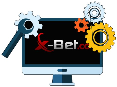 Xbet Casino - Software