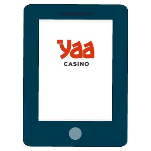 Yaa Casino - Mobile friendly