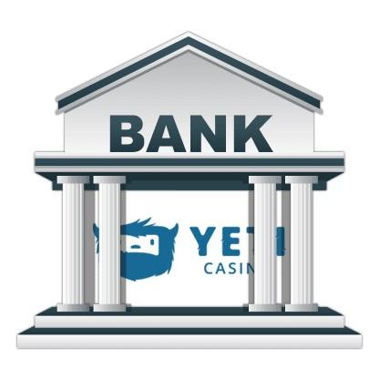 Yeti Casino - Banking casino