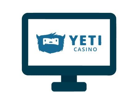 Yeti Casino - casino review