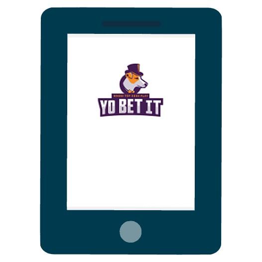 Yobetit Casino - Mobile friendly
