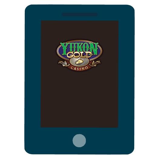Yukon Gold Casino - Mobile friendly