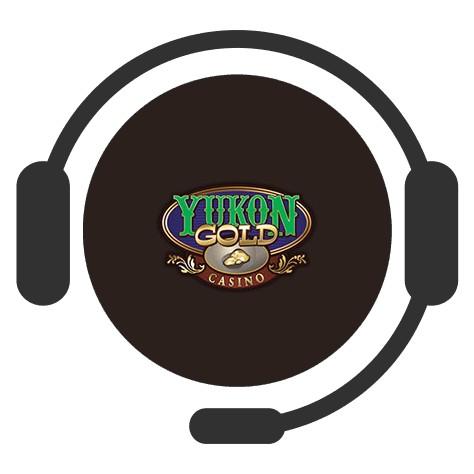 Yukon Gold Casino - Support