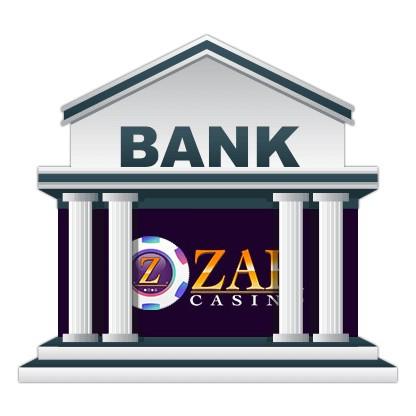 Zar Casino - Banking casino