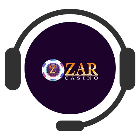 Zar Casino - Support