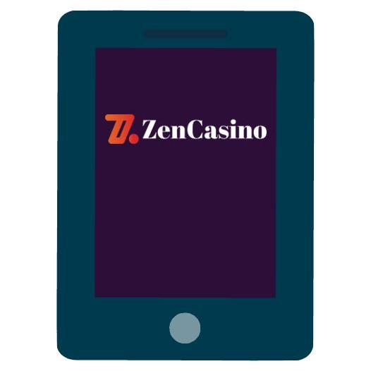 Zen Casino - Mobile friendly