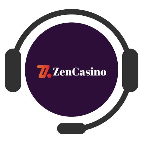 Zen Casino - Support