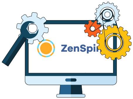 ZenSpin - Software