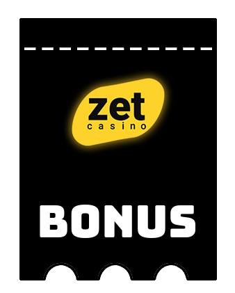 Latest bonus spins from Zet Casino