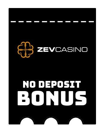 Zevcasino - no deposit bonus CR