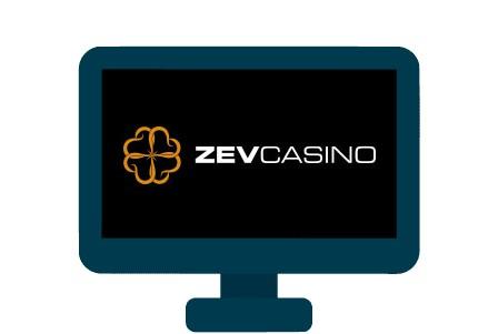 Zevcasino - casino review