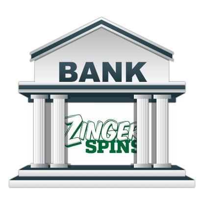 Zinger Spins Casino - Banking casino