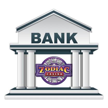 Zodiac Casino - Banking casino