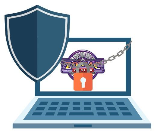 Zodiac Casino - Secure casino