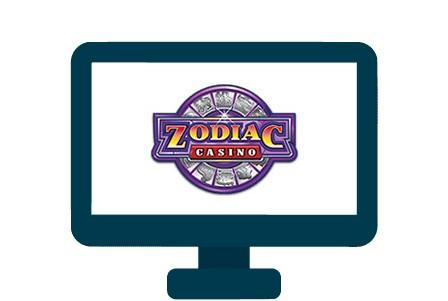 Zodiac Casino - casino review