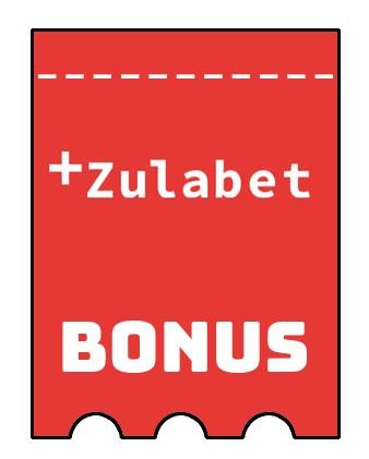 Latest bonus spins from ZulaBet Casino
