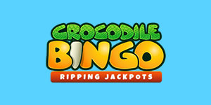 Recommended UK Bonus from Crocodile Bingo