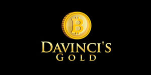 Recommended Casino Bonus from Da Vincis Gold