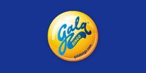 Recommended UK Bonus from Gala Bingo