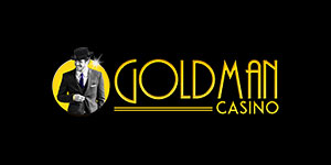 Recommended Casino Bonus from Goldman Casino