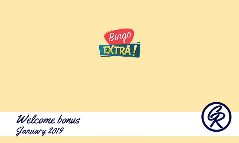Latest Bingo Extra Casino recommended bonus