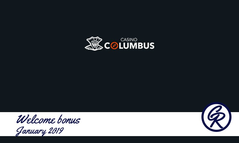 Latest Casino Columbus recommended bonus, 25 Spins