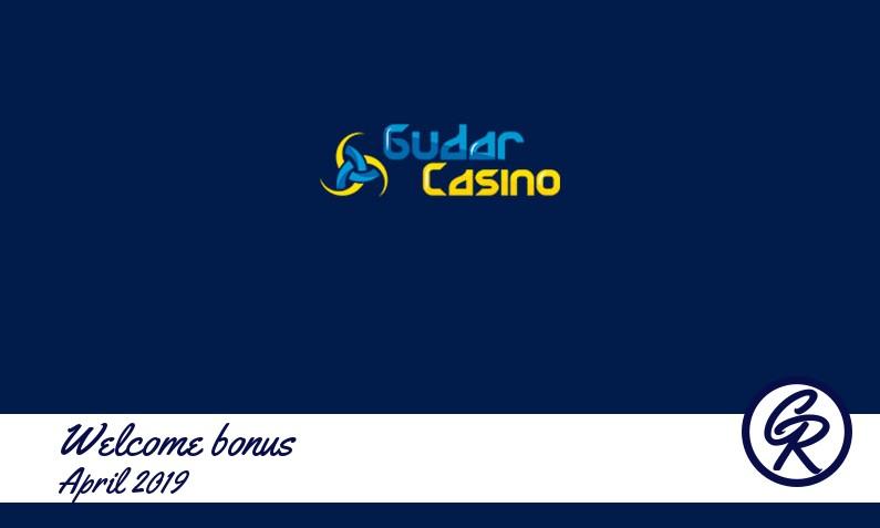 Latest Gudar Casino recommended bonus, 100 Bonus-spins